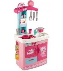 Детская кухня Smoby Winx 24689