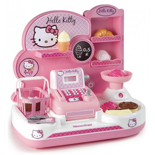 Игрушка для супермаркета Мини магазин Smoby Hello Kitty 24778