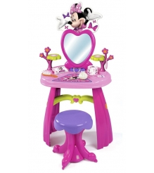 Детский туалетный столик и стульчик Smoby Minnie 26987...