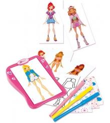 Набор для девочек Smoby Winx Первая студия моды 27193