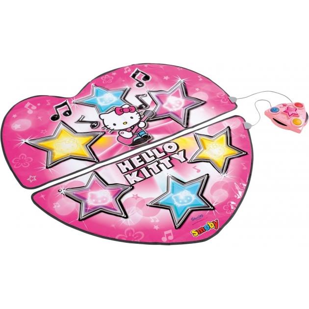 Танцевальный коврик Smoby Hello Kitty 27272
