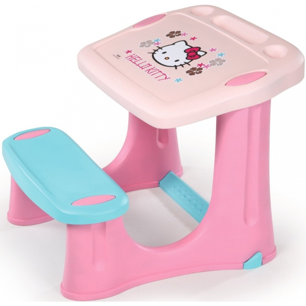 Детская парта Smoby Hello Kitty 28051