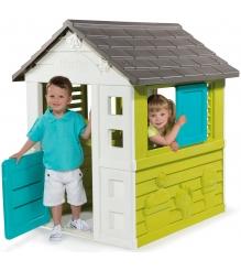 Домик Smoby BG с дверью и окном 310064