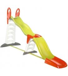 Горка детская пластиковая Smoby Мега 2 в 1 310260