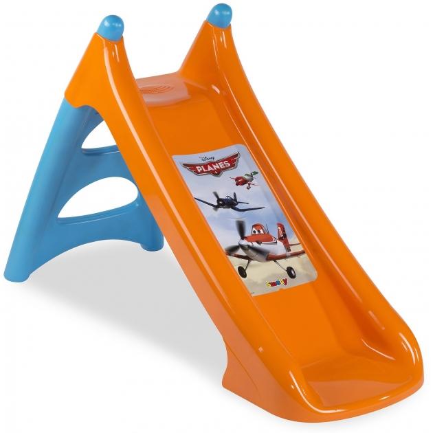 Горка детская пластиковая XS Самолеты 310271