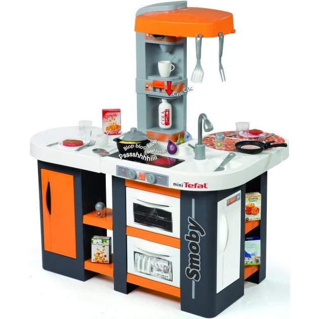 Детская кухня Smoby Tefal Cuisine Studio XL 311002