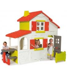 Домик двухэтажный Smoby Duplex 320023