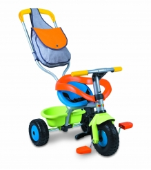 Трехколесный детский велосипед Smoby Be Fun Confort 444157...