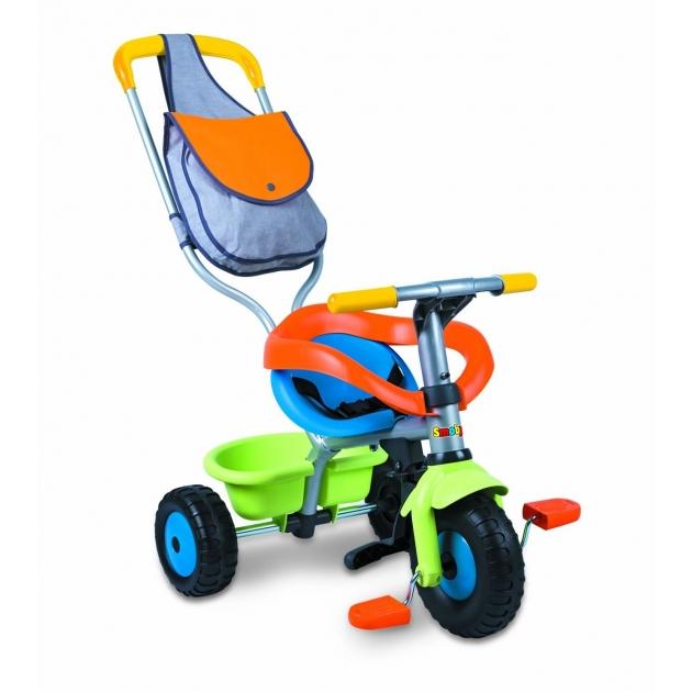 Трехколесный детский велосипед Smoby Be Fun Confort 444157