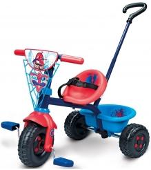 Трехколесный детский велосипед Smoby Be Fun Человек-паук 444168 I...