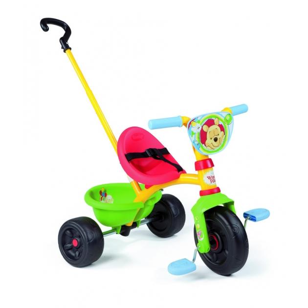 Трехколесный детский велосипед Smoby Be Move Winnie 444187