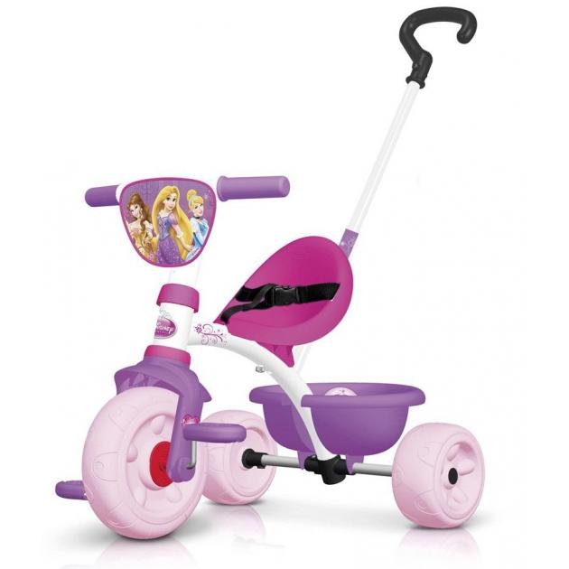 Трехколесный детский велосипед Smoby Be Move Princess 444190