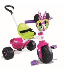 Трехколесный детский велосипед Smoby Minnie 444243