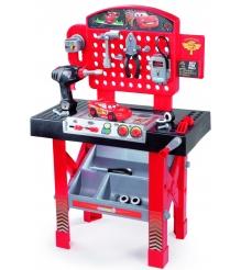 Детская мастерская Smoby Тачки с машинкой МакКуин 500189