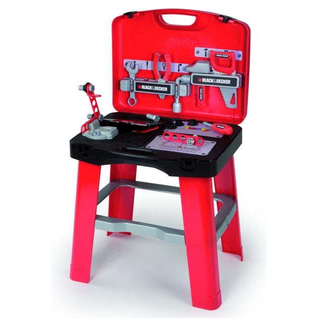 Детская мастерская в чемоданчике Smoby 500240
