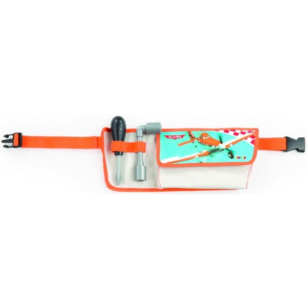 Сумочка на пояс с инструментами Smoby Дасти 500273