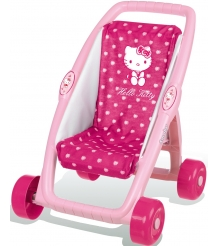 Коляска для кукол Hello Kitty Smoby 513834