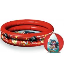 Надувной бассейн Smoby Дисней с пляжным мячом 67279...