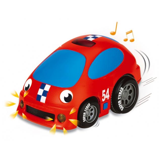 Машинка Smoby на инфракрасном управлении Super Tyres 750010