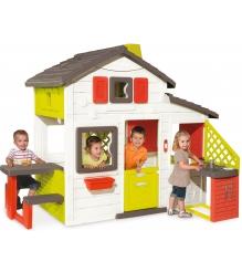 Домик для друзей Smoby с кухней 810200