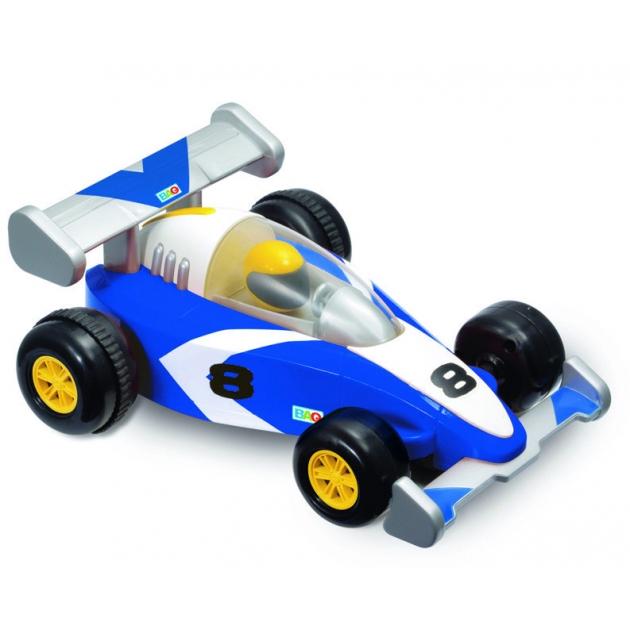 Радиоуправляемая машина Smoby RC Speeder Синяя 827433