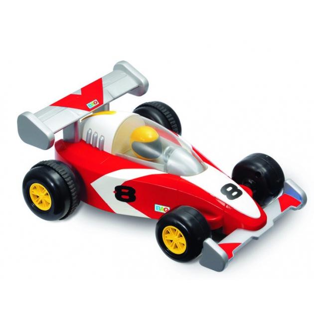 Радиоуправляемая машина Smoby RC Speeder Красная 827433