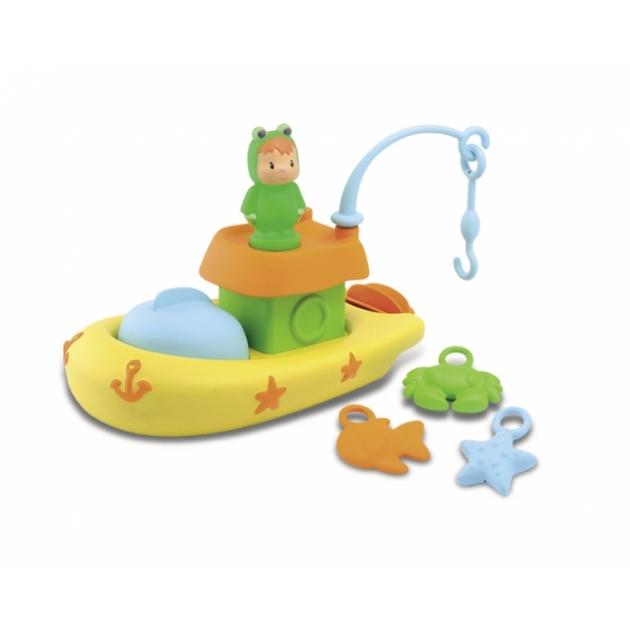 Игрушка для ванной Smoby набор Рыбалка 211123