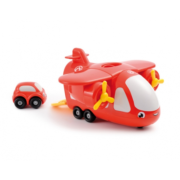 Игрушка самолет Smoby Vroom Planet 211291