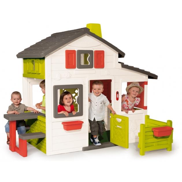 Детский домик Smoby для друзей 310209