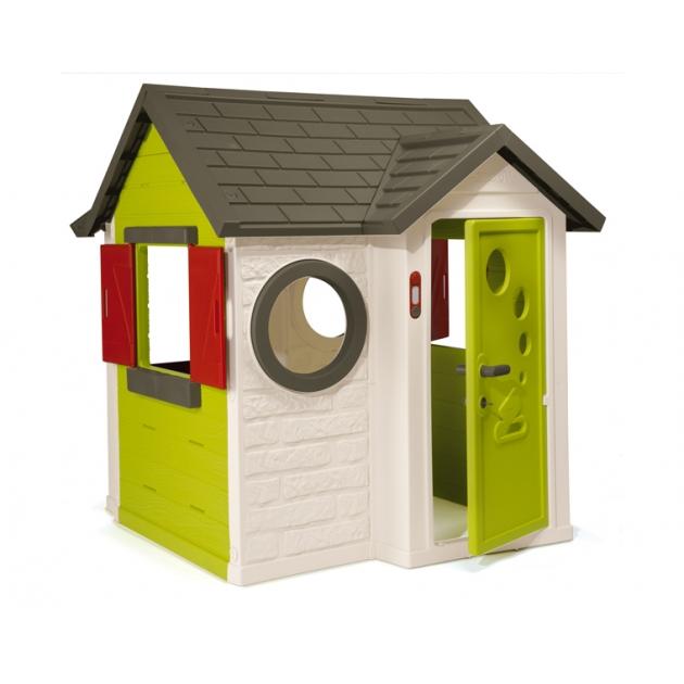 Детский домик Smoby со звонком 310228
