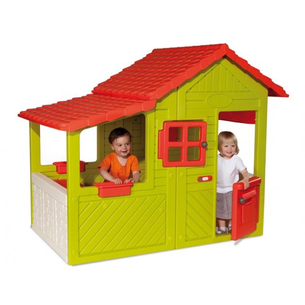 Детский домик Smoby садовода 310247