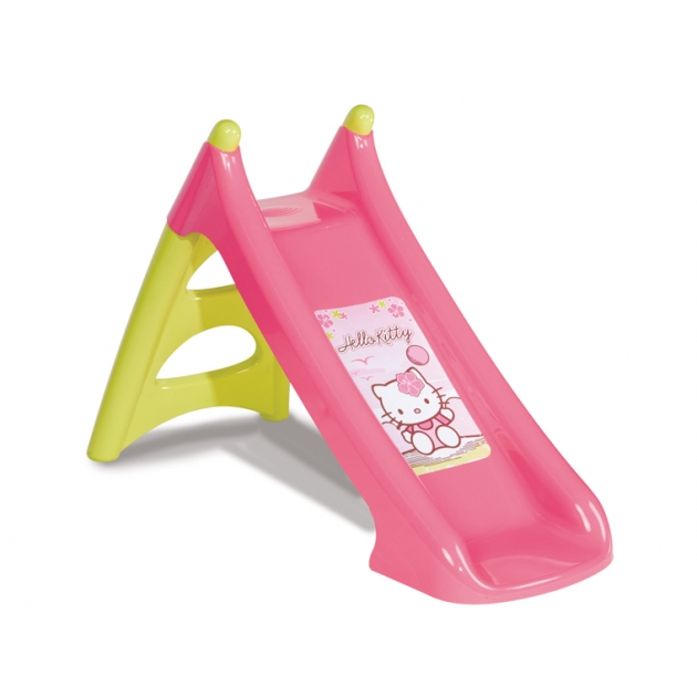 Горка детская пластиковая Smoby XS Hello Kitty 310255