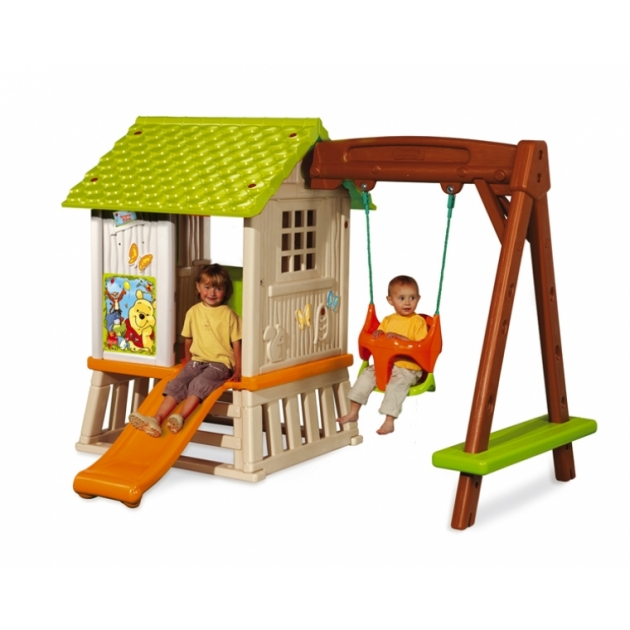 Детский домик Smoby Winnie 310463