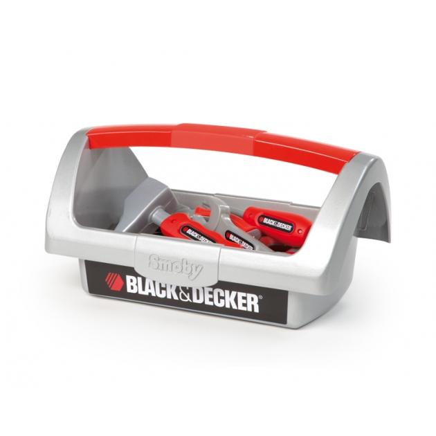 Детская мастерская Ящик с инструментами BD Smoby 500245