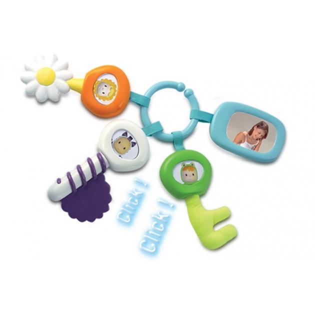 Многофункц. игрушка Брелок с ключами, 1/6 Smoby 847109