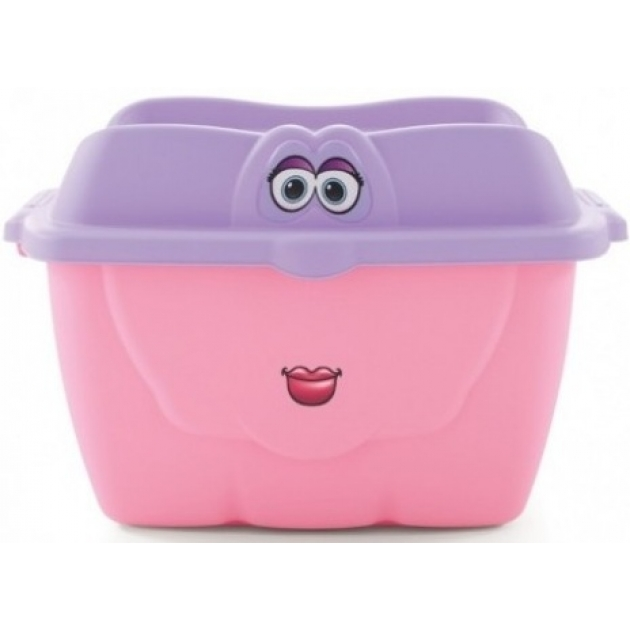 Веселый контейнер для игрушек Step 2 на 60 литров 420106/420206