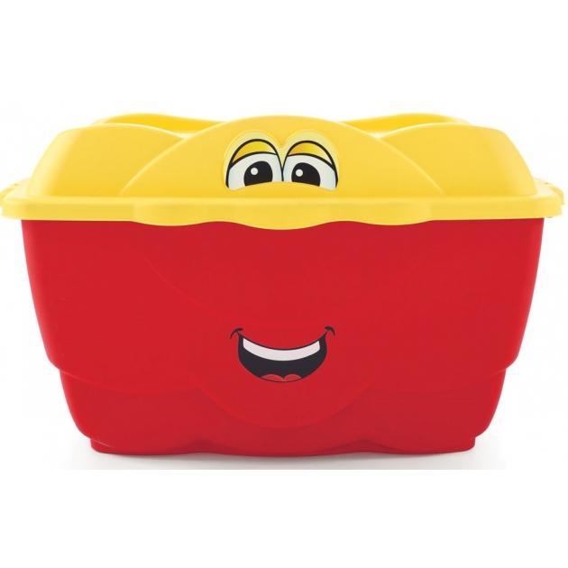 Веселый контейнер для игрушек Step 2 на 128 литров 420304/420404