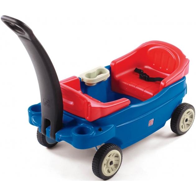 Каталка вагончик для двоих Step 2 Визави 701100