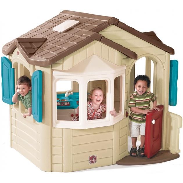 Детский домик Step 2 Мой дом 727000