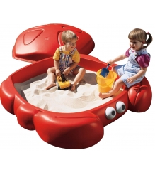 Детская песочница Step 2 Краб 740500