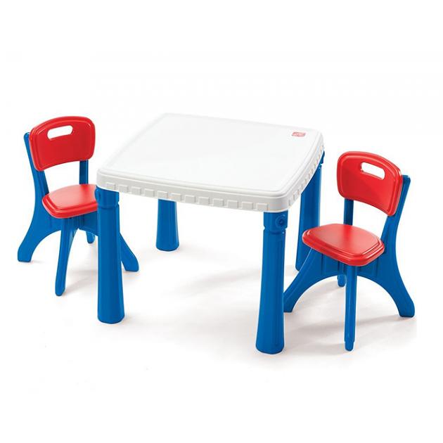Детский столик и стульчик Step 2 814400