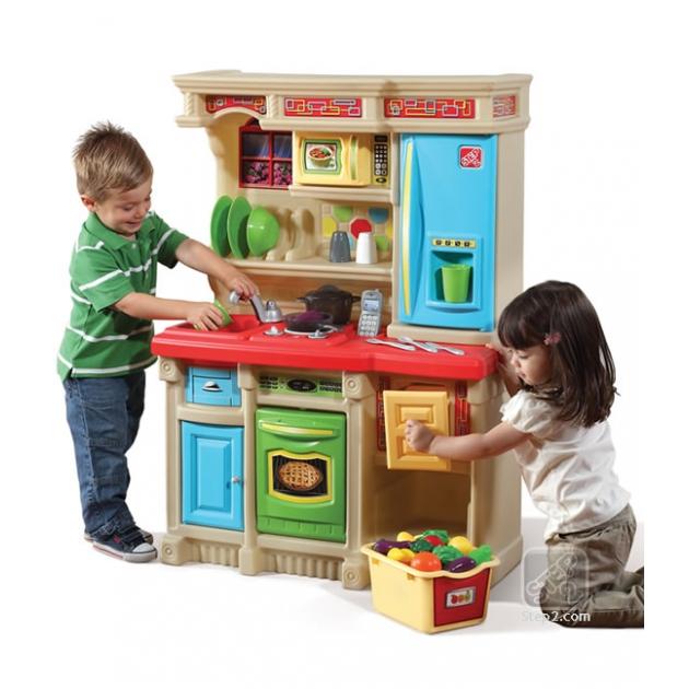Детская кухня Step 2 Радуга 834800