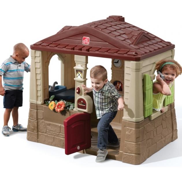Детский домик Step2 Уютный Коттедж 841600