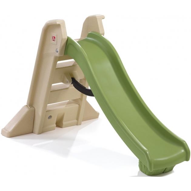 Горка детская Step 2 большая складная пластиковая 844600