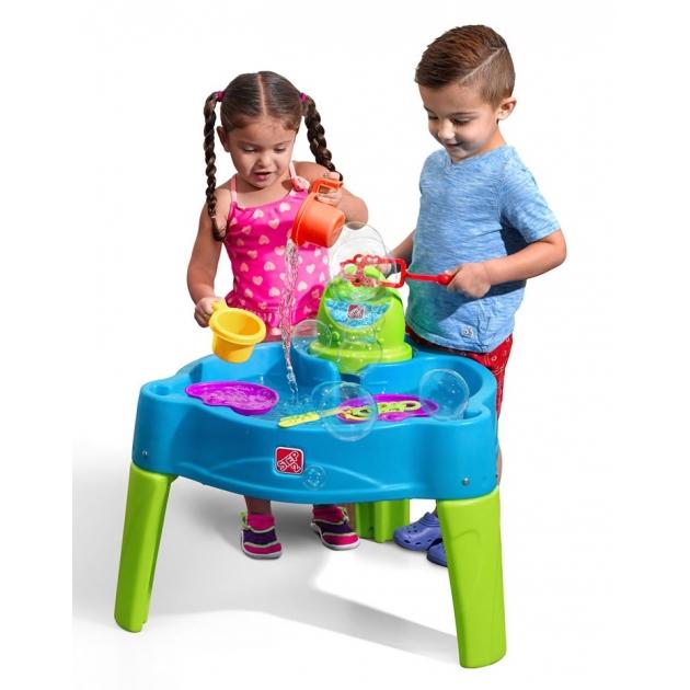 Столик для игр с водой Волшебные пузыри Step 2 861900