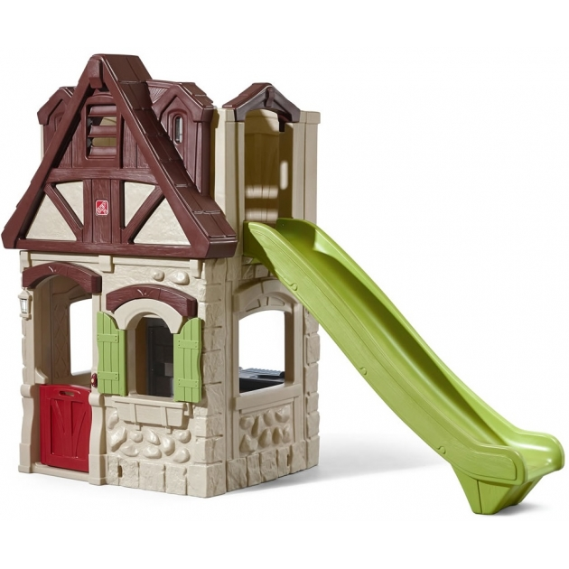Step2 2 Story Playhouse and Slide 8529KR