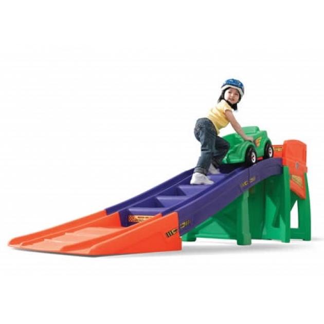 Горка детская пластиковая Step 2 Веселые Горки-2 774400