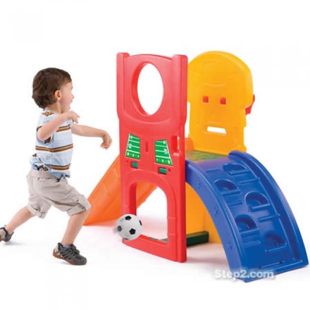 Горка детская пластиковая Step2 Звездочка 834600