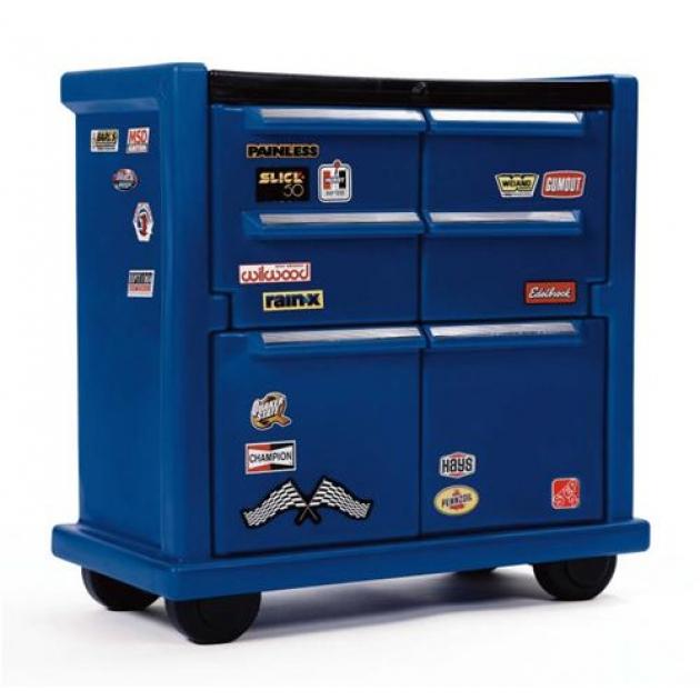 Ящик комод для игрушек Step 2 Маленький Гонщик 756000