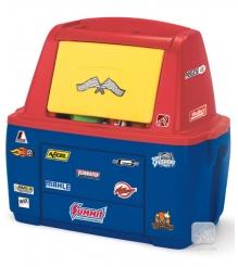 Ящик комод для игрушек Step 2 Маленький Гонщик 766400...